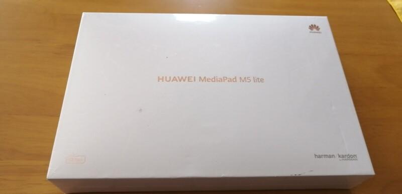 Media Pad M5lite 10.1インチ